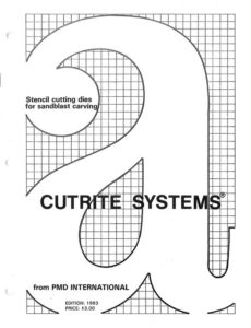 1983 Cutrite Systems Catalog