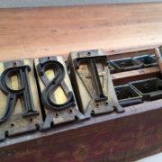 Presto Cut Letters