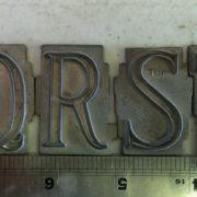 Spacerite Letters