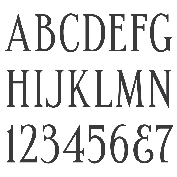 MLC Spacerite Condensed Roman
