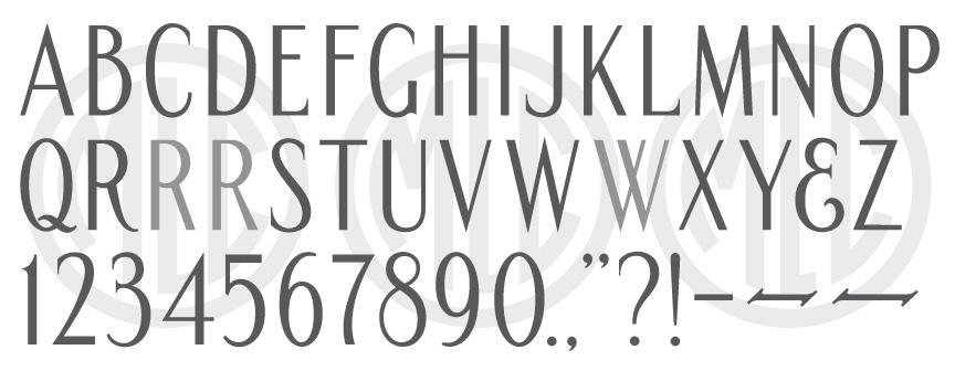 Condensed Roman Semi Sans