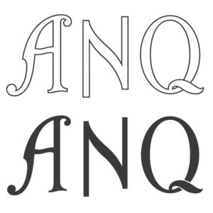 MLC Art-Line ERP font